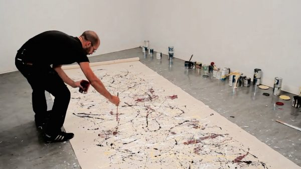 Splash Like Jackson Pollock