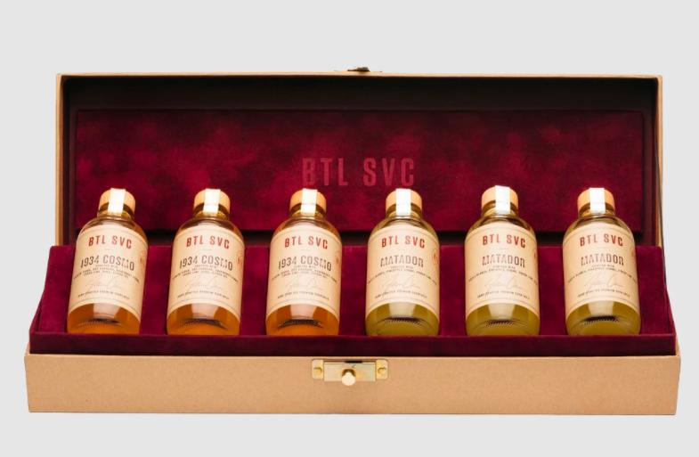 BTL SVC Custom Box Set