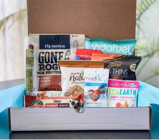 HealthyMe Living Snack Box