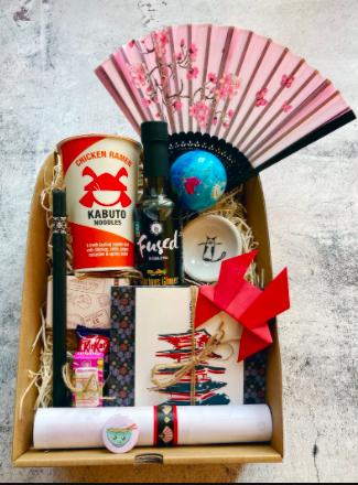 Japanese Holiday At Home Box