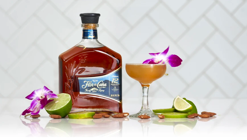 Pick & Mix With Flor De Cana 12 Year Old Rum