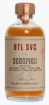 Scorpion-Cocktail