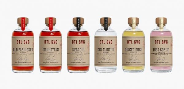 6-Bottle Cocktail Collection