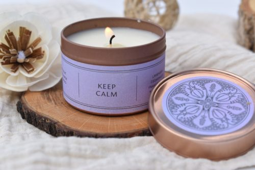 Aromatherapy-Candle