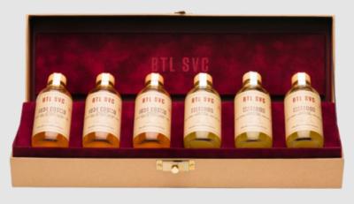 Custom 6 Bottle Set