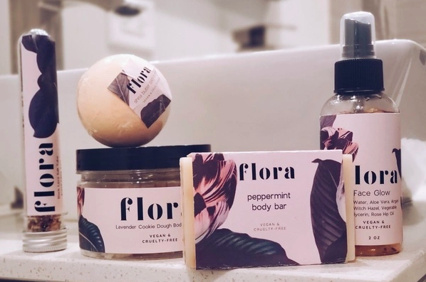 Flora Baths Kit