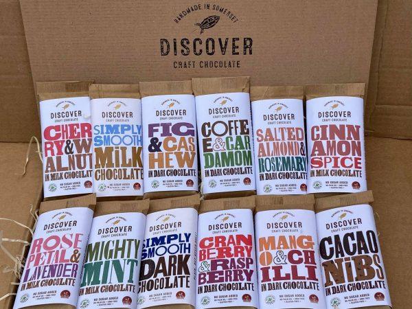 Gluten-Free Discover Chocolate