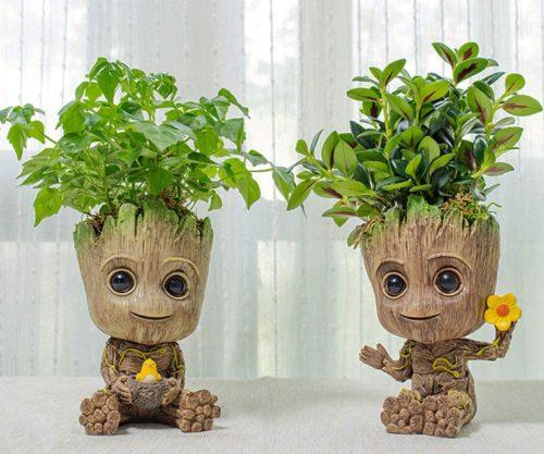 Groot-Plants-Flower-Pot