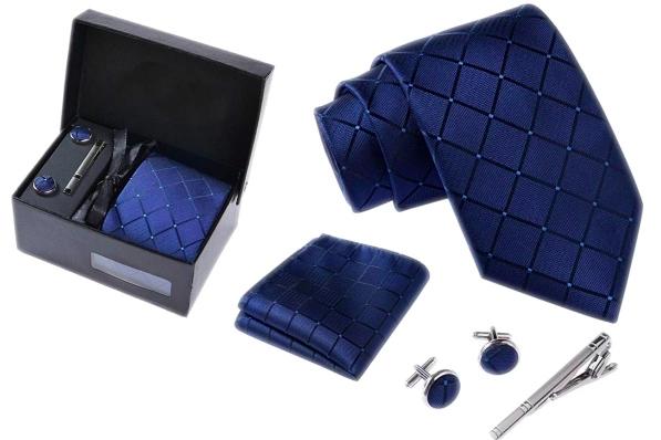 Luxury Necktie Gift Set