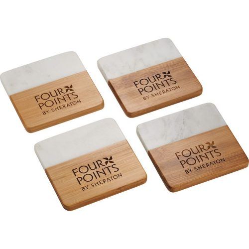 Marble-Bamboo-Coasters
