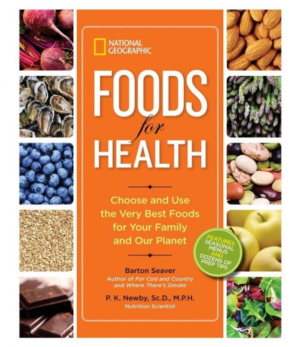 Nat Geo Foods For Health