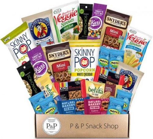 Non-GMO Snack Box