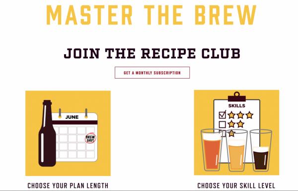 Brew Club Subscription