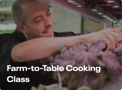 Farm-to-Table Cooking Class
