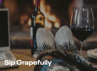 Sip Grapefully