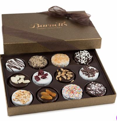 Barnett's Chocolate Cookie Gift Basket