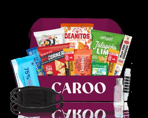 Snacks + Essentials Box