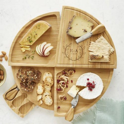 Swiss Cheese Board