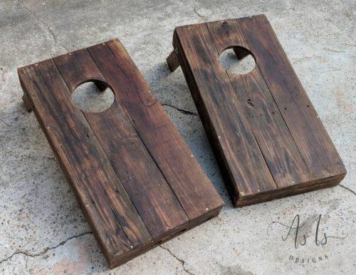 Wooden-Cornhole-Game