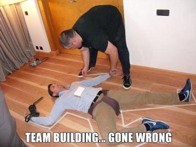 Killer-Team-Building