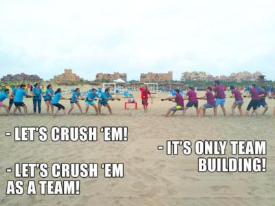 Friendly-Comp-Team-Building