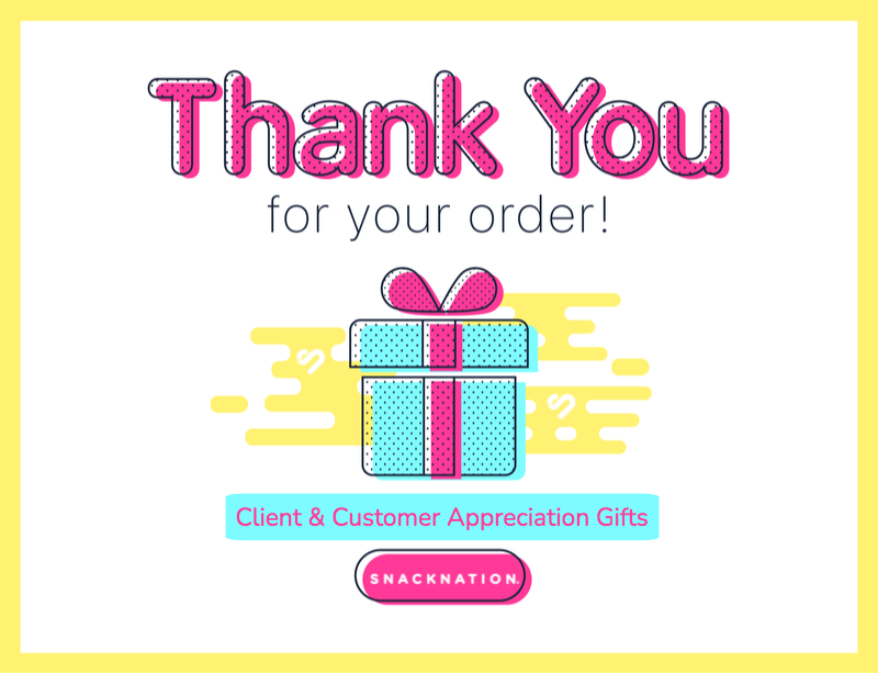 Client & Customer Appreciation Gifts