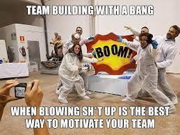 Explosive-Team-Building