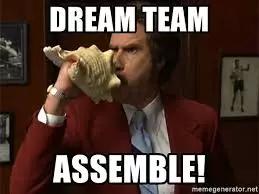 Ron-Team-Building