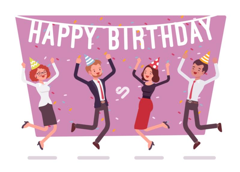 Fun Coworker Birthday Wishes