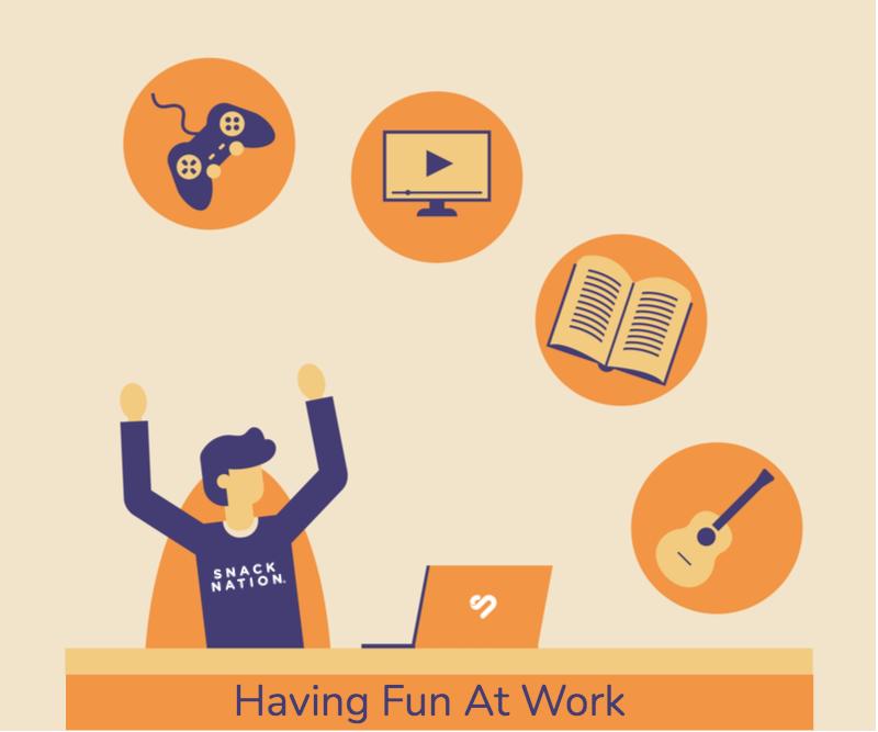 Having-Fun-At-Work