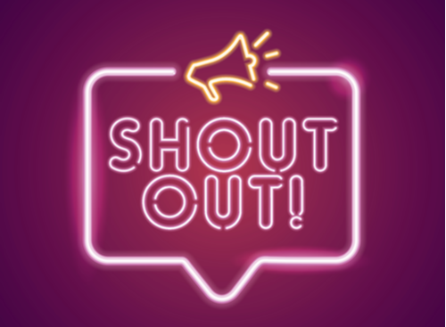 """Liven Up Meetings With A Game Of """"Shout Out"""""""
