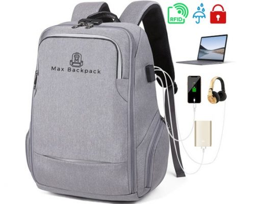 Max-RFID-Anti-Theft-Backpack