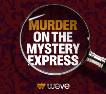 Murder On The Mystery Express