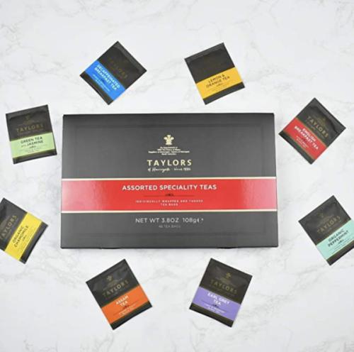 Assorted Specialty Teas Box
