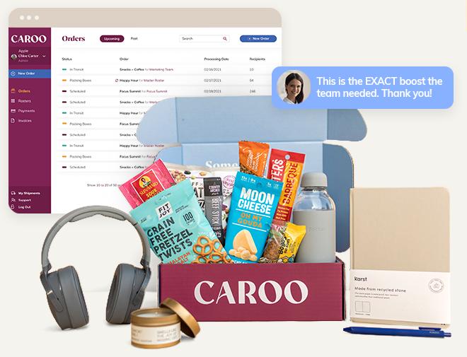 Caroo Employee Care Software