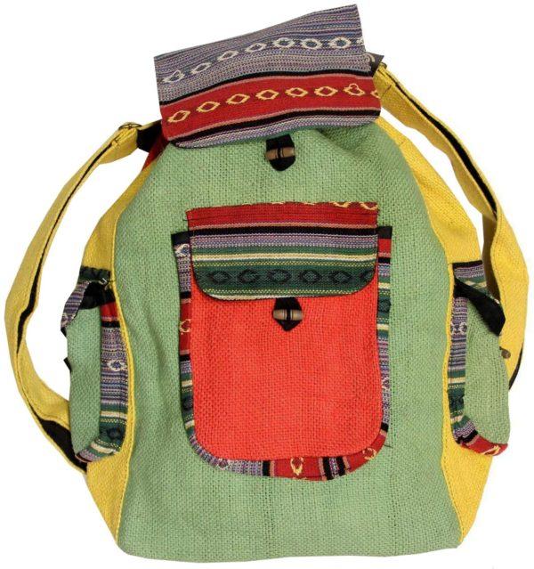 Bohemian Hippie Backpack