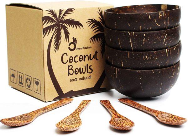 Vietnamese Coconut Bowls