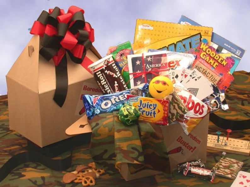 Care-pAckage-For-Soldiers