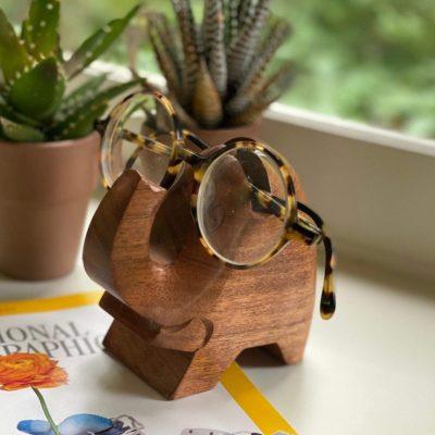Elephant-Glasses-Holder