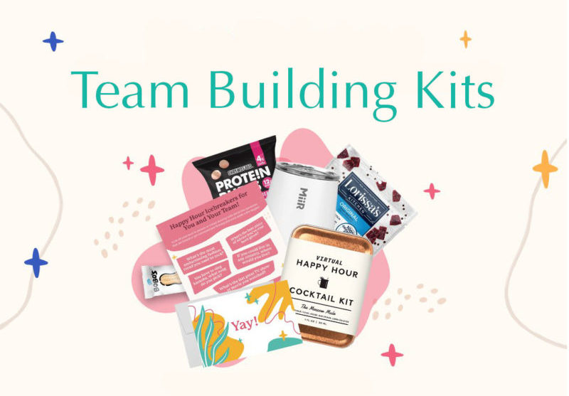 Team-Building Kits-Packages-Boxes