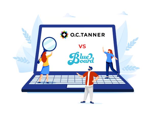 O.C Tanner vs Blueboard