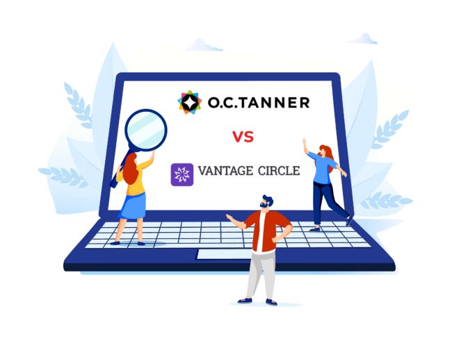 O.C Tanner vs Vantage Circle