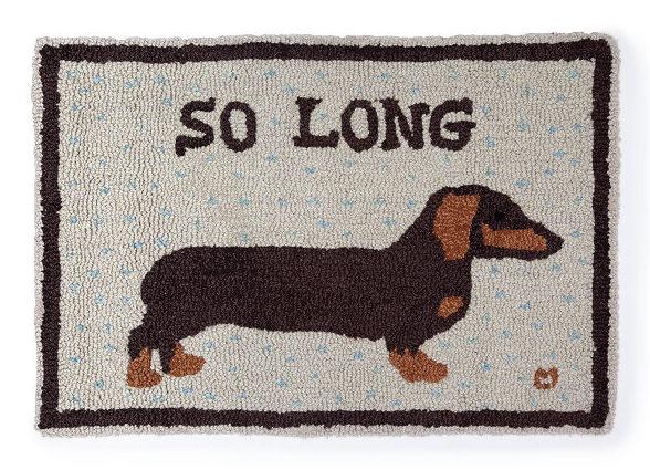 So Long Wool Rug