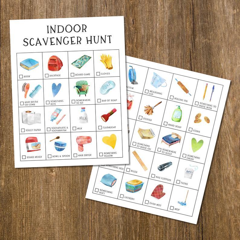 indoor-scavenger-hunt