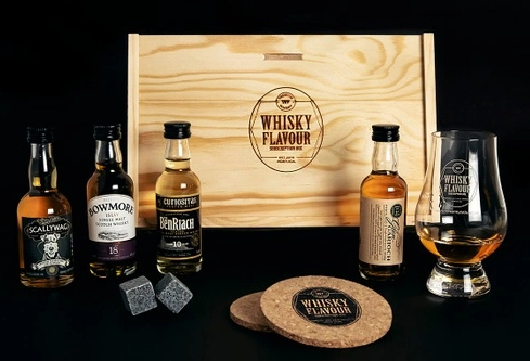 whisky-flavour