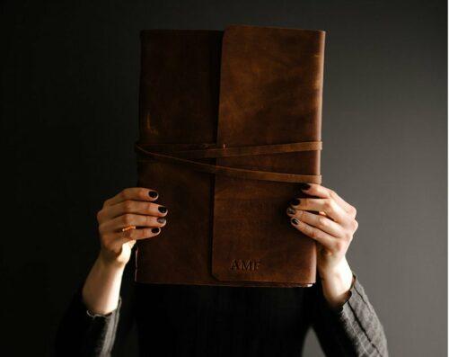 Hand Bound Journal