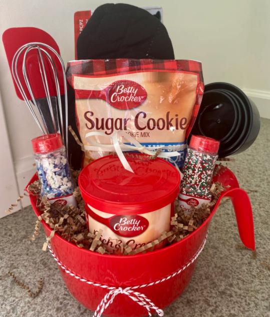 Holiday Cookies At Home Kit