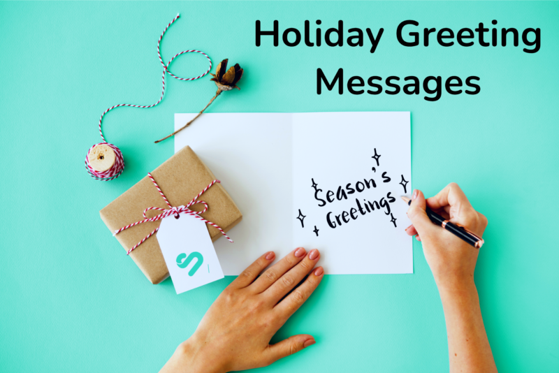 Holiday Greeting Messages