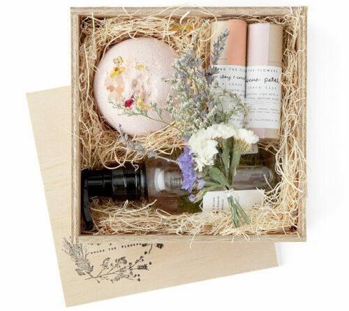 Rose Petal Gift Set