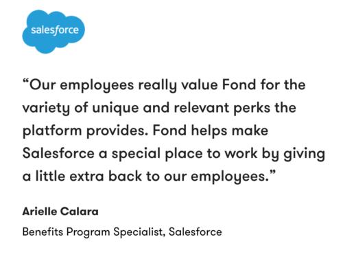 Fond - Sales Force